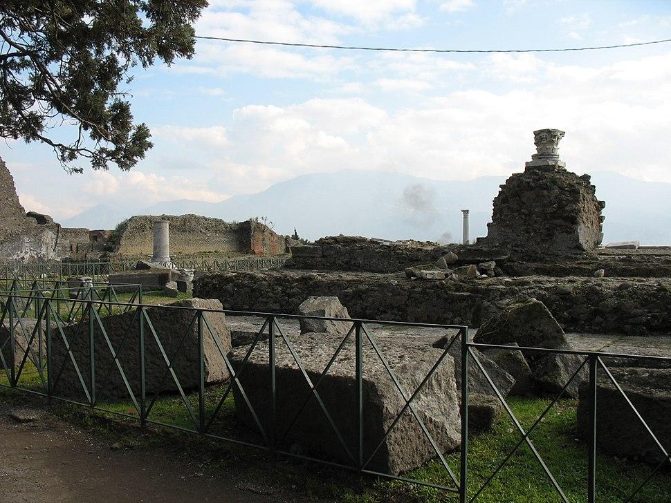 Pompeii - Temple of Venus