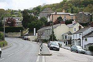 Ponsanooth - Image: Ponsanooth geograph.org.uk 166832