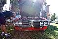 Pontiac Firebird 1967 Convertible HeadOn Lake Mirror Cassic 16Oct2010 (14690566228).jpg