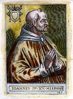 Pope John XXI pope