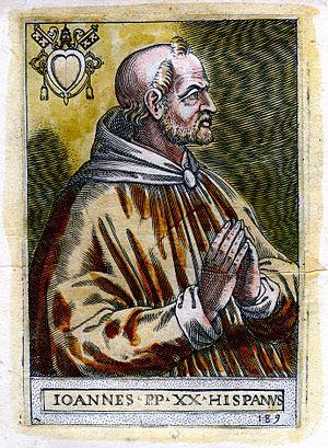 Pope John XXI - Image: Pope John XXI