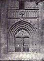 Porta de l'església de Sant Jaume d'Oriola. 1870, J. Laurent.jpg
