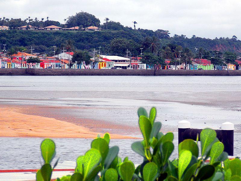 Lugares romanticos de Porto Seguro