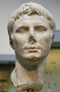 alt = Bust of Augustus