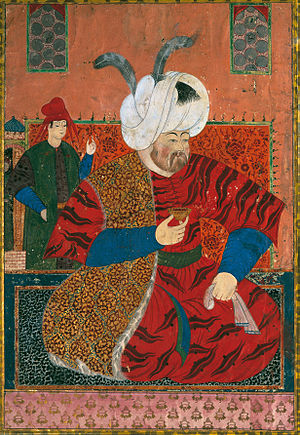 Nurbanu Sultan - Nurbanu's husband Selim