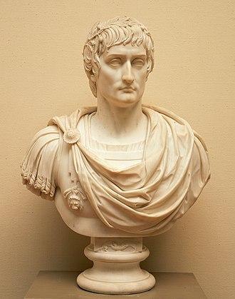 Giuseppe Ceracchi - Image: Portrait de Napoleon, Laboureur