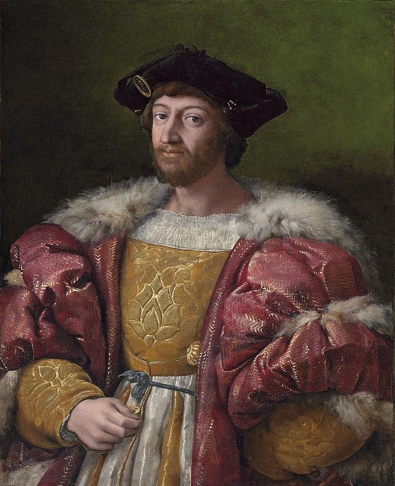 Portrait of Lorenzo di Medici