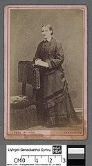 Margaret Jones (of Caegwyn, Penrhyndeudraeth)