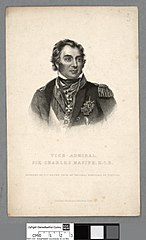 Vice Admiral Sir Charles Napier K.C.B