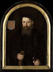 portrait de Willem Fransz Overrijn van Schoterbosch