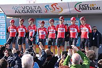 Portugal - Algarve - Lagos - 2016 Volta ao Algarve - Cycle team (25494170610).jpg