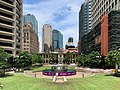 Post Office Square and General Post Office in the background, Brisbane, February 2020.jpg
