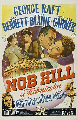 Nob Hill (film) - Image: Poster Nob Hill 01
