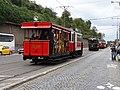 Průvod tramvají 2015, 06b - tramvaj 109 a 526.jpg