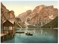 Pragse, Wilsee (i.e., Wildsee), toward Sulden, Tyrol, Austro-Hungary-LCCN2002711089.tif