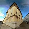Praha, Nové město, Karlovo náměstí, roh budovy.jpg