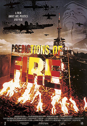 Michael Benson (filmmaker) - Predictions of Fire poster (1996)