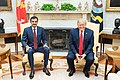 President Trump Meets with the Amir of Qatar (48244348672).jpg