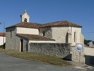Prignac-en-Médoc - Image: Prignac eg 1