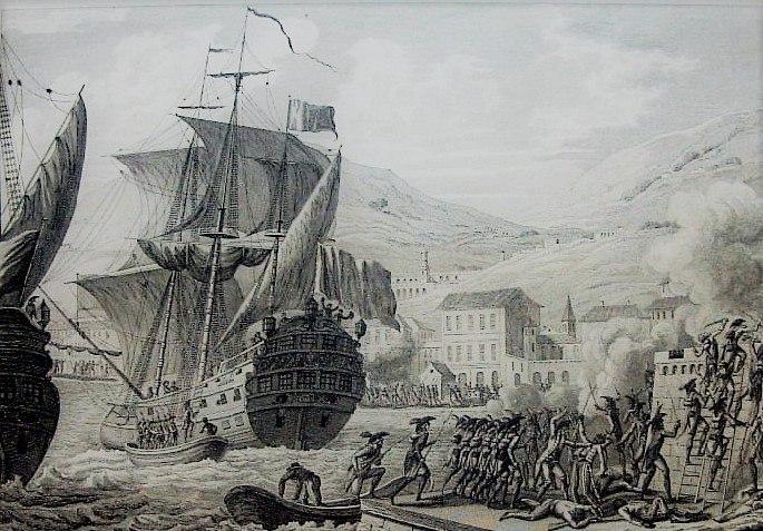 Prise du Cap Français par Général Le Clerc 15 et 20 Pluviose, An 10 (Nuevo)