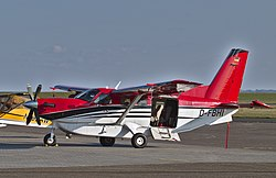 Quest Kodiak 100 der Privateways im yourways-Design