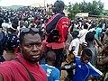Protests in Bamako in support of Rasbath 04.jpg