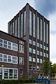 Public library Hannover tower rear view Hildesheimer Strasse Suedstadt Hannover Germany.jpg
