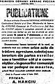 Publicaţie ameninţând cu executarea ostaticilor evrei, arestaţi.jpg