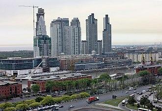 Urban renewal - Image: Puerto Madero Buenos Aires