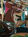 Pullen Park Carousel Animal - Donkey.jpg
