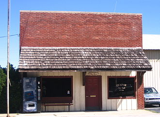 Quapaw, Oklahoma - Quapaw City Hall
