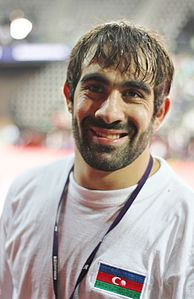 Rəfael Ağayev Karate World Champion.JPG