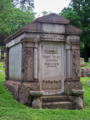 R. T. Carothers Mausoleum, McKeesport and Versailles Cemetery, 2015-05-25, 01.xcf