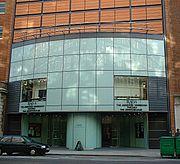 RADA's theatre in London