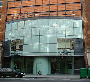 Malet Street - Image: RADA Theatre