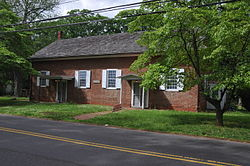 Rancocas Friends Meeting House