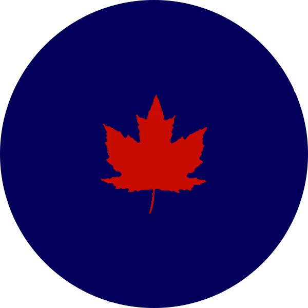 RCAF Type1 Roundel