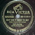 RCA Victor 20-2100 A - WhyDidItHaveToBe.jpg