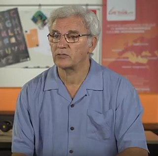 Rachid Deriche Algerian-French computer scientist and medical researcher