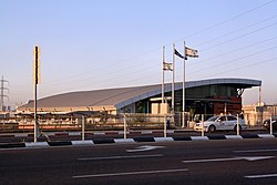 RLZ Moshe Dayan railway station 04.JPG