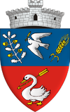 Coat of arms of Vârghiș