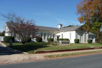 Rowan-Salisbury School System - Ellis St. Administrative Building in Salisbury, NC.