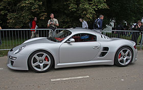 Image illustrative de l'article Ruf CTR3