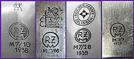 RZM (Reichszeugmasterei) Markierung.jpg