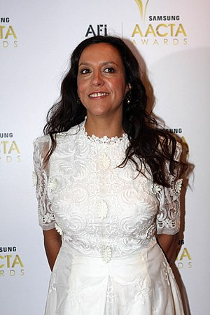 Rachel Perkins - Perkins at the 2012 AACTA Awards in Sydney