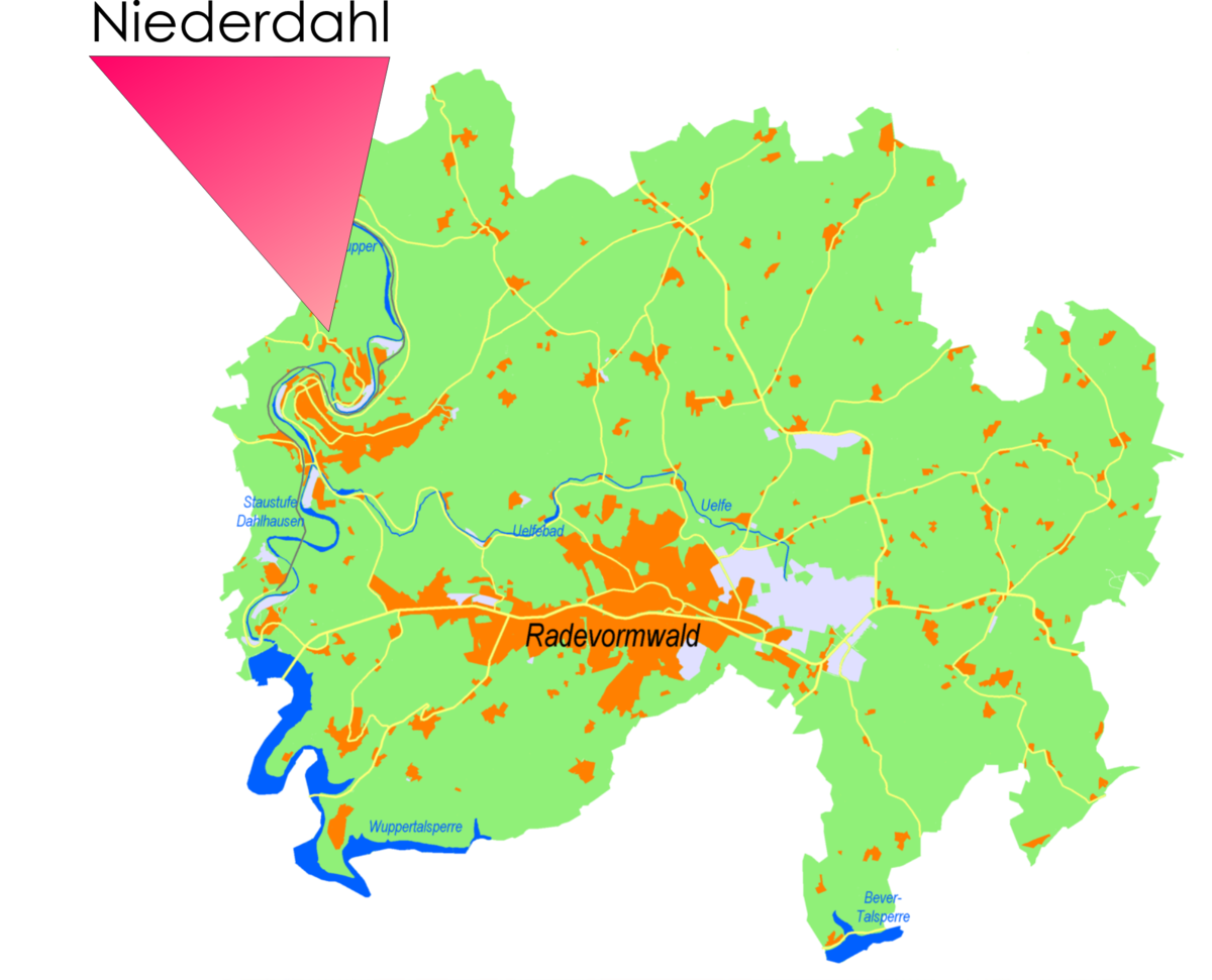 Single radevormwald