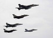 Rafale F-18