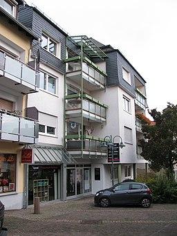 Raiffeisenstraße in Biedenkopf