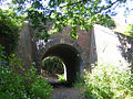Railway Bridge at Fairhurst Lane - geograph.org.uk - 47943.jpg