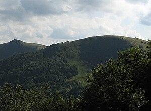 Rainkopf - Rainkopf east slopes